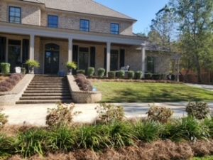 Routine lawn services by DC Lawn & Landscape in Fairhope, AL