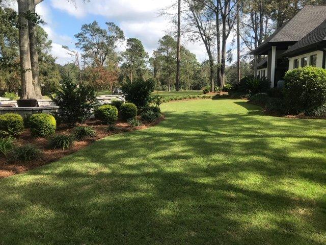 Lawn maintenance to beautify your yard by DC Lawn & Landscape in Fairhope, AL