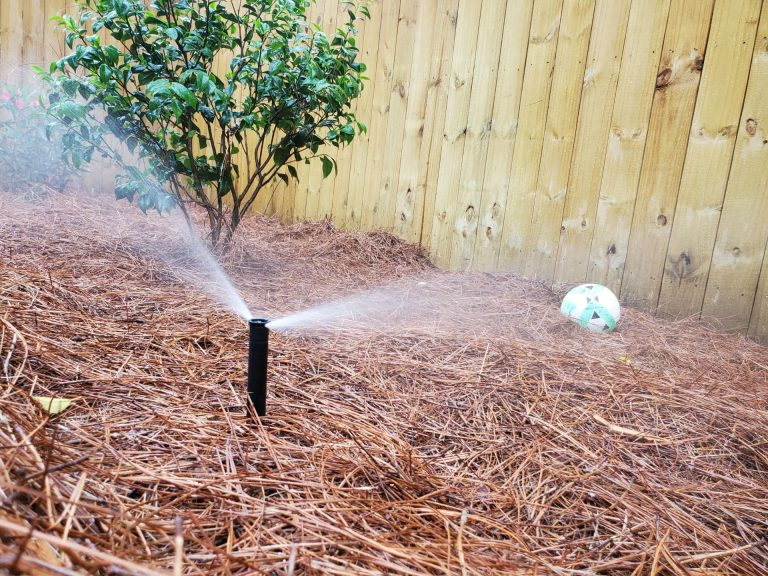 irrigation by DC lawn and landscape in Fairhope, alabama